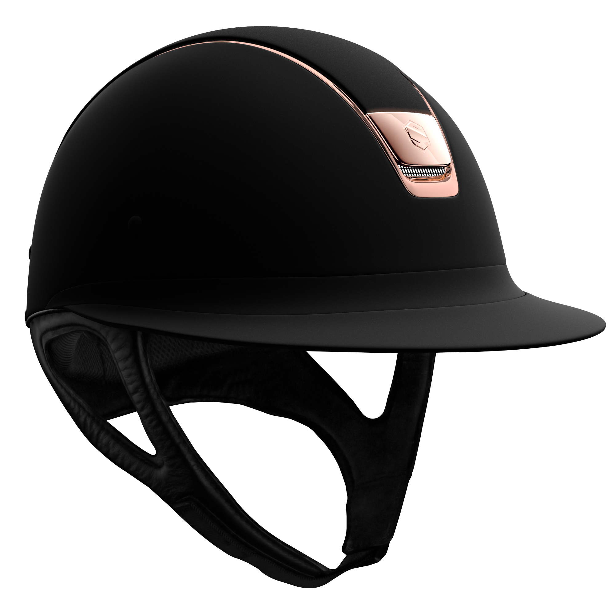 Samshield - HELMET Miss Shield Shadowmatt Blazon Pink Gold